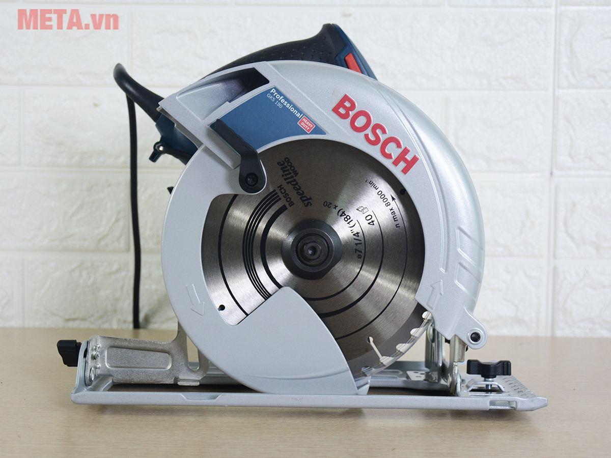 Máy cưa đĩa hoạt động mạnh mẽ