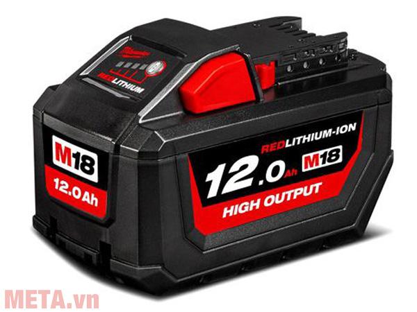 Pin 18V 12.0Ah Milwaukee M18HB12