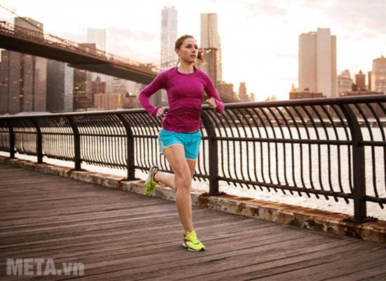 Lợi ích của việc chạy bộ