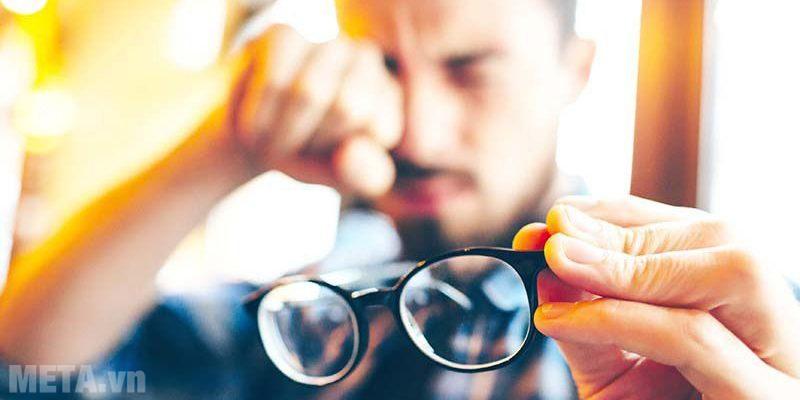 Chăm sóc mắt cận thị
