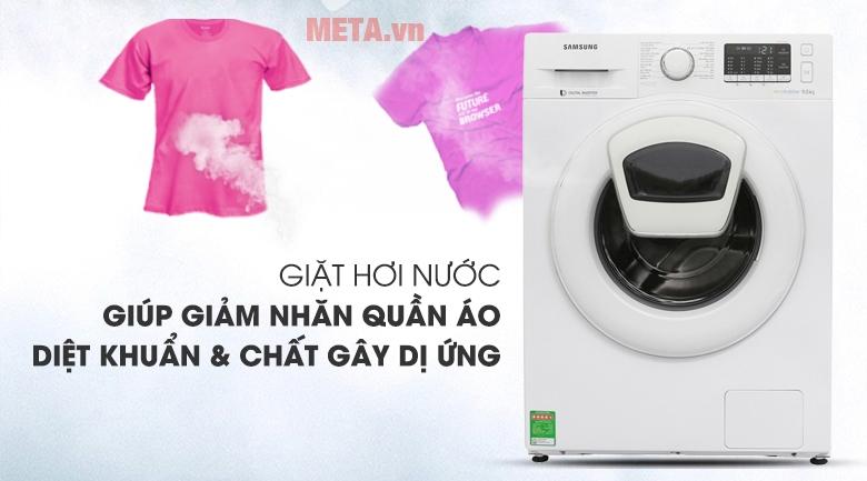 Máy giặt lồng ngang Samsung inverter WW10K44G0YW/SV (10kg, mẫu 2019)