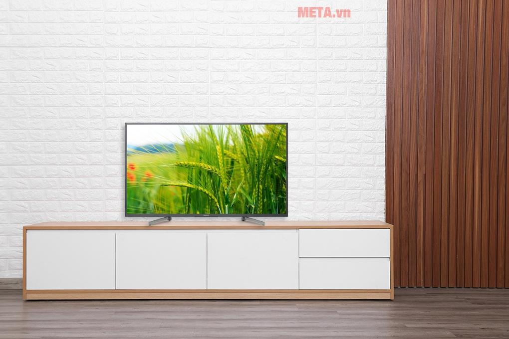 TV Sony 43 inch Smart 4K KD-43X8000G