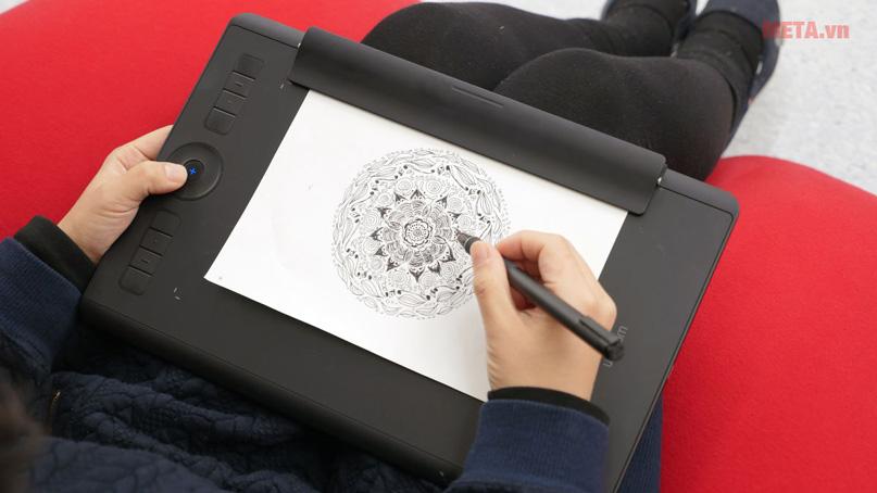 Dòng bảng vẽ Wacom Intuos Pro Paper