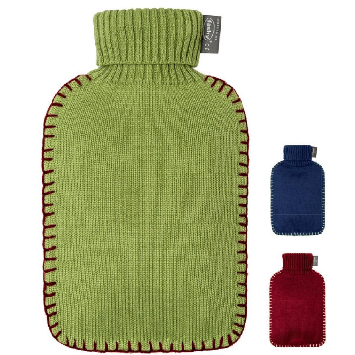 Túi chườm nóng lạnh Fashy bọc len