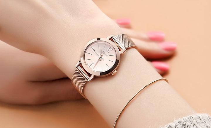 Đồng hồ đeo tay tặng mẹ