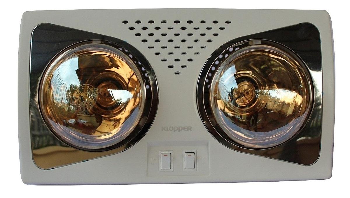 Đèn sưởi nhà tắm Klopper LH02