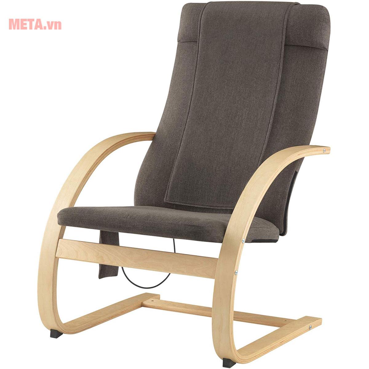 Ghế massage thư giãn Shiatsu 3D cao cấp HoMedics MCS-1200H