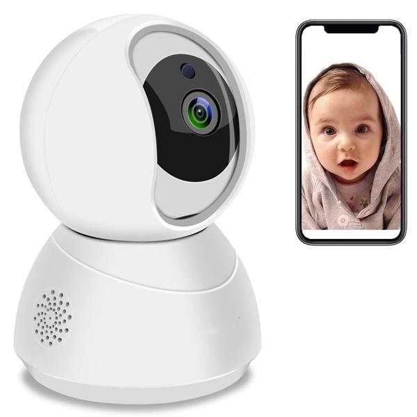 Camera giám sát trẻ em, quan sát trong nhà