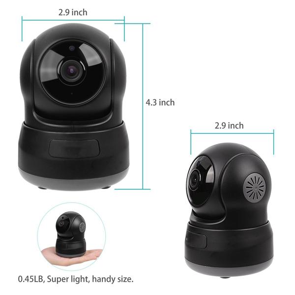 Camera mini, kích thước nhỏ
