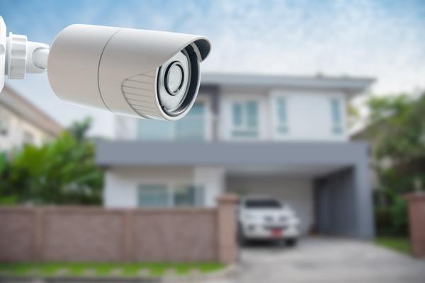 Các camera không dây an ninh chống trộm
