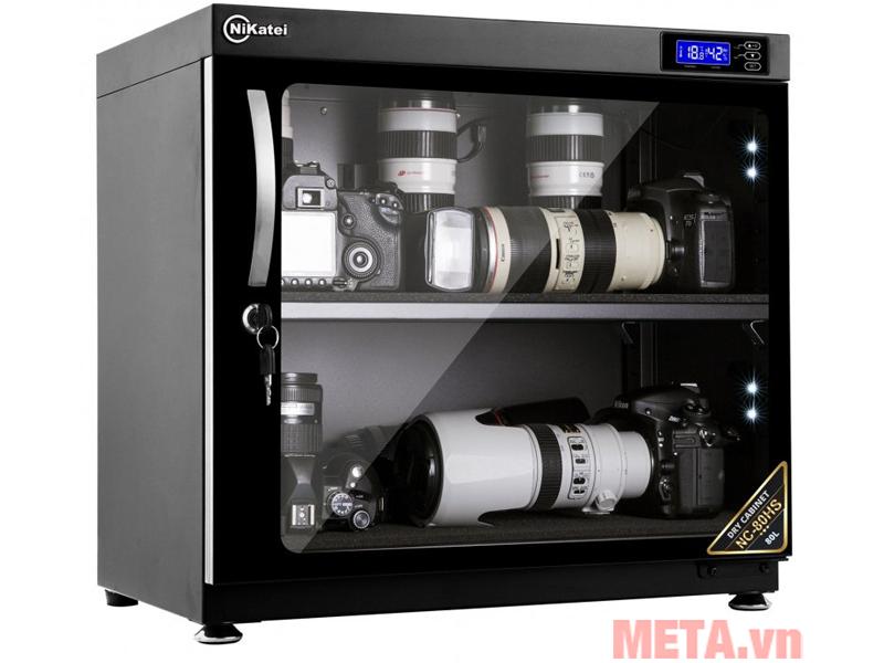 Tủ chống ẩm Nikatei NC-80HS (80L)