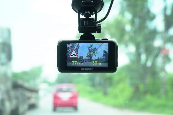 Camera hành trình thương hiệu Webvision