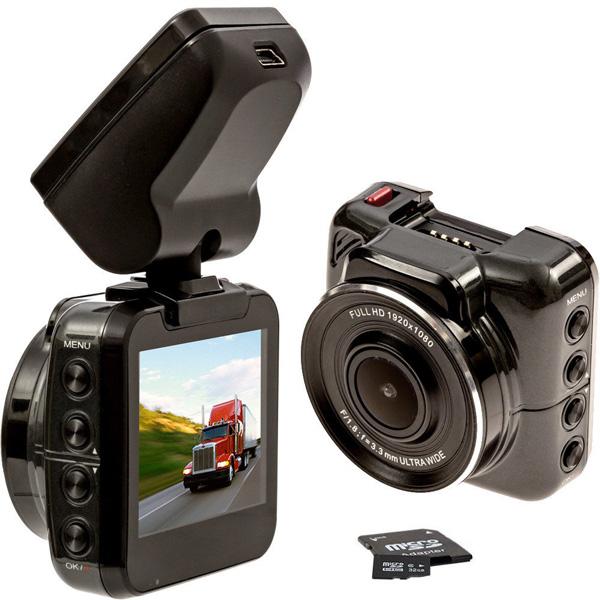 Cấu tạo camera hành trình