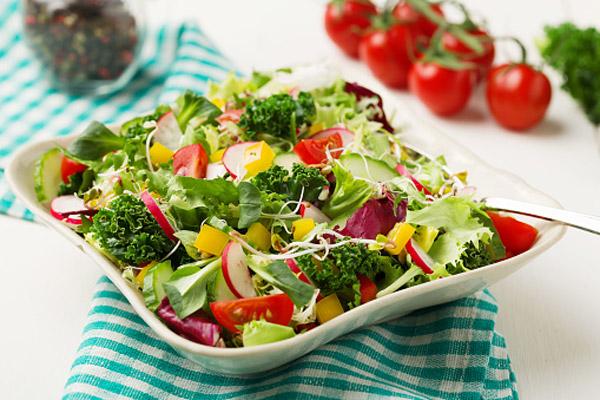 Salad cho ngày Tết