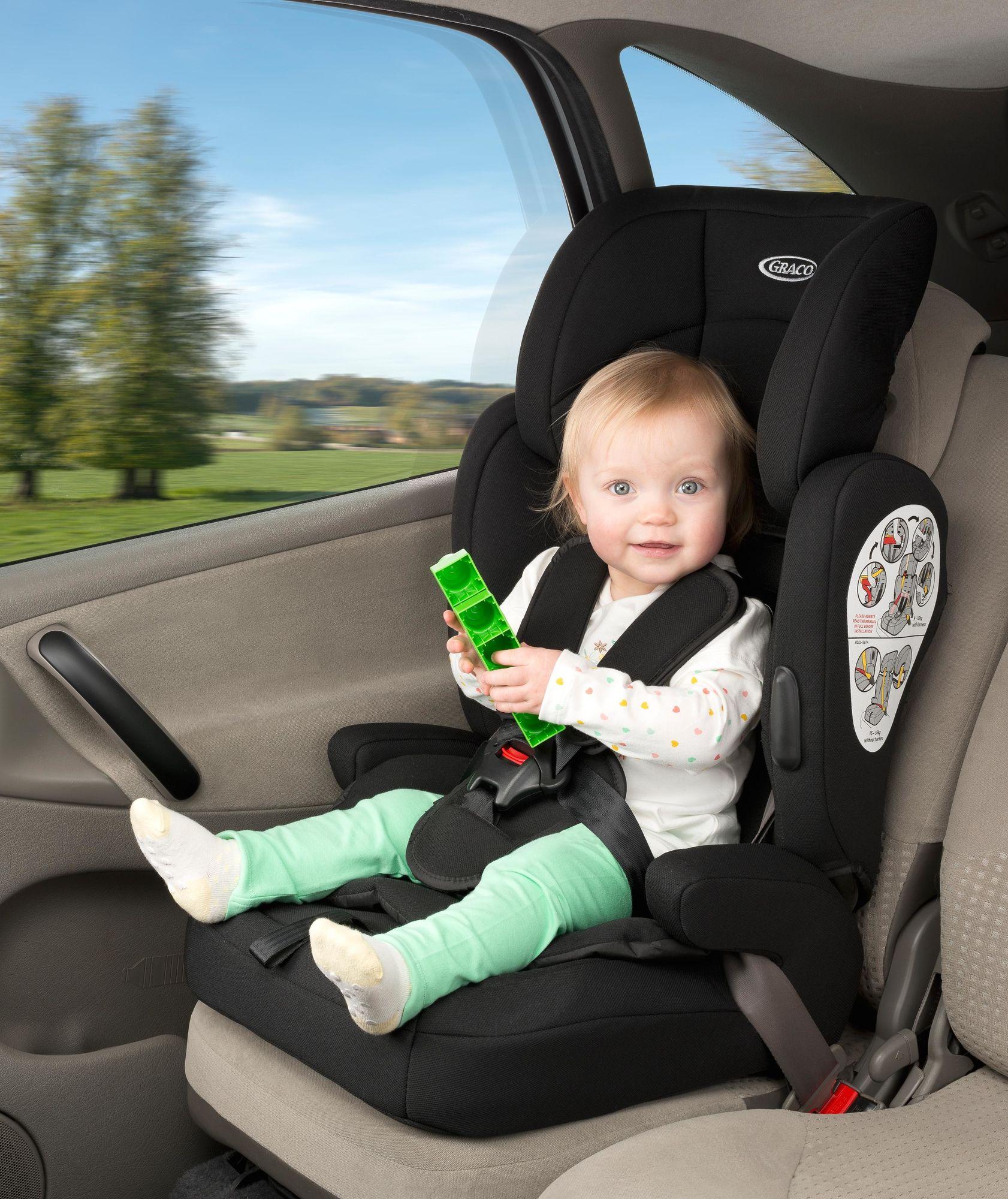 nên mua ghế ngồi ô tô loại nào cho bé