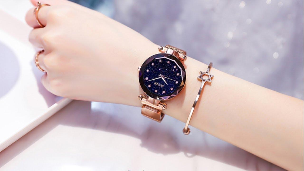 Nếu bạn đang băn khoăn tìm một món quà Valentine cho nàng thì đồng hồ là một gợi ý tốt