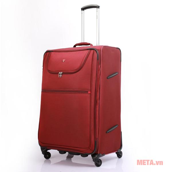 Vali du lịch Sako Champion 7 28 inch là sự lựa chọn lý tưởng cho các gia đình trong mỗi chuyến du lịch.