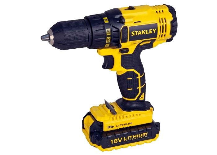 Máy khoan pin Stanley SCD 20C2 12mm - 18V