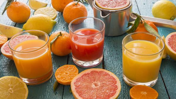 Nước cam bưởi giúp tăng sức đề kháng cho cơ thể