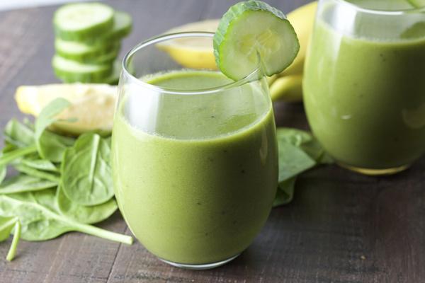 Nước rau xanh tốt cho hệ miễn dịch của cơ thể