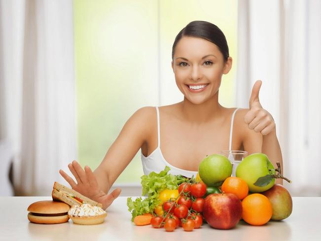 Thói quen ăn uống khoa học để loại bỏ virus xâm nhập