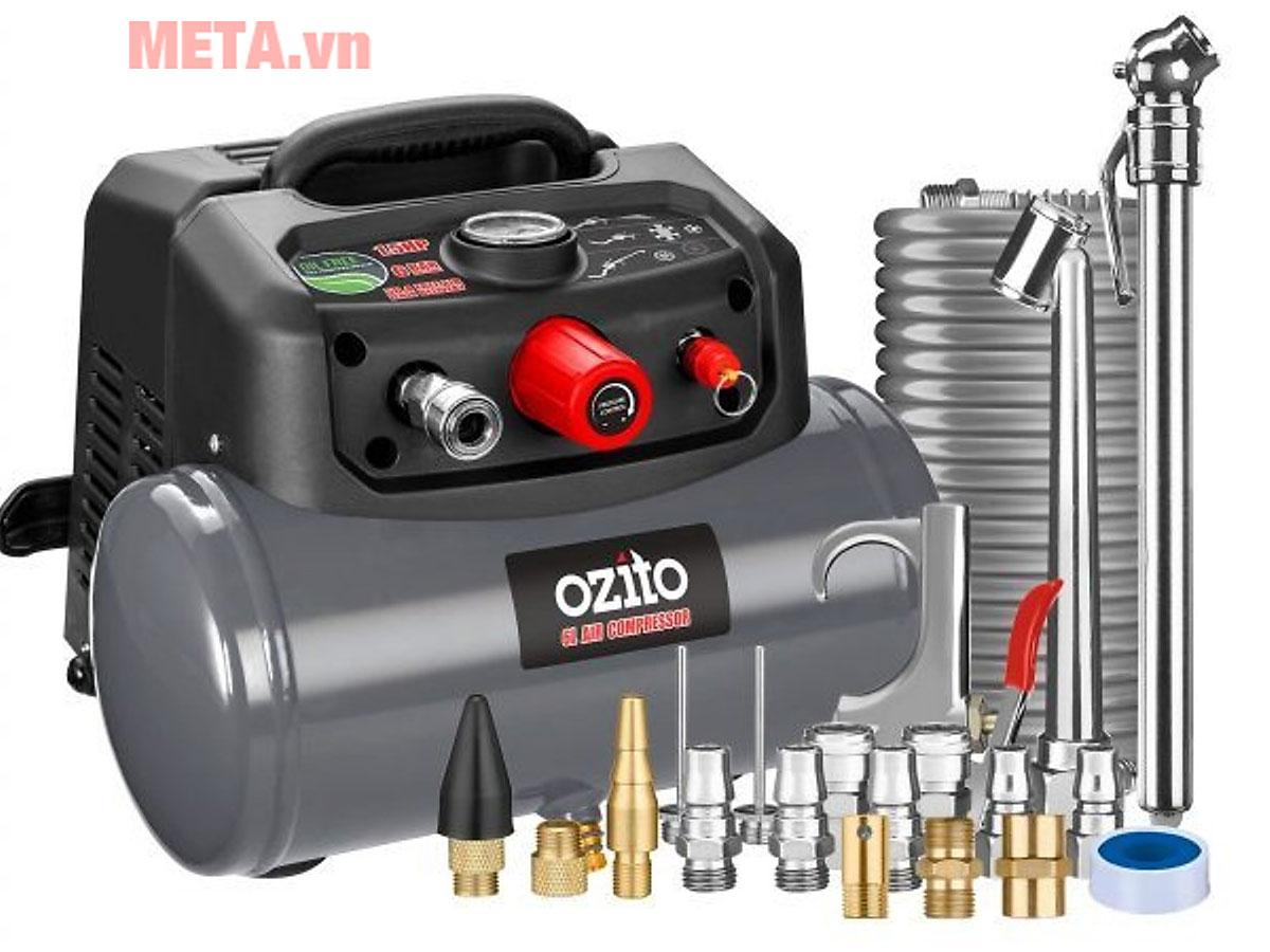 Máy nén khí di động Ozito Macp-015
