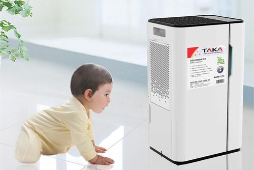 Máy lọc không khí hút ẩm loại nào tốt?