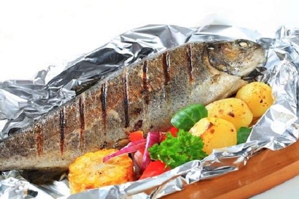 Lợi ích của việc ăn cá