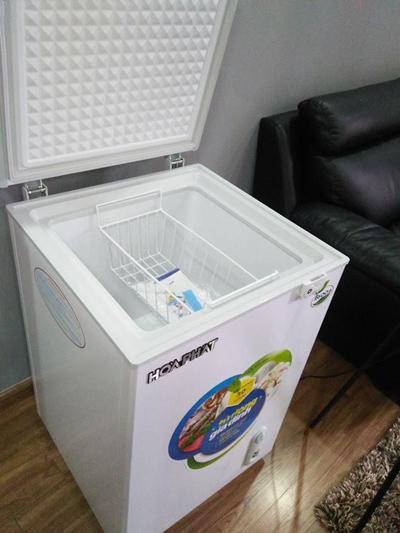 Tủ đông mini Hòa Phát HCF-106S1Đ