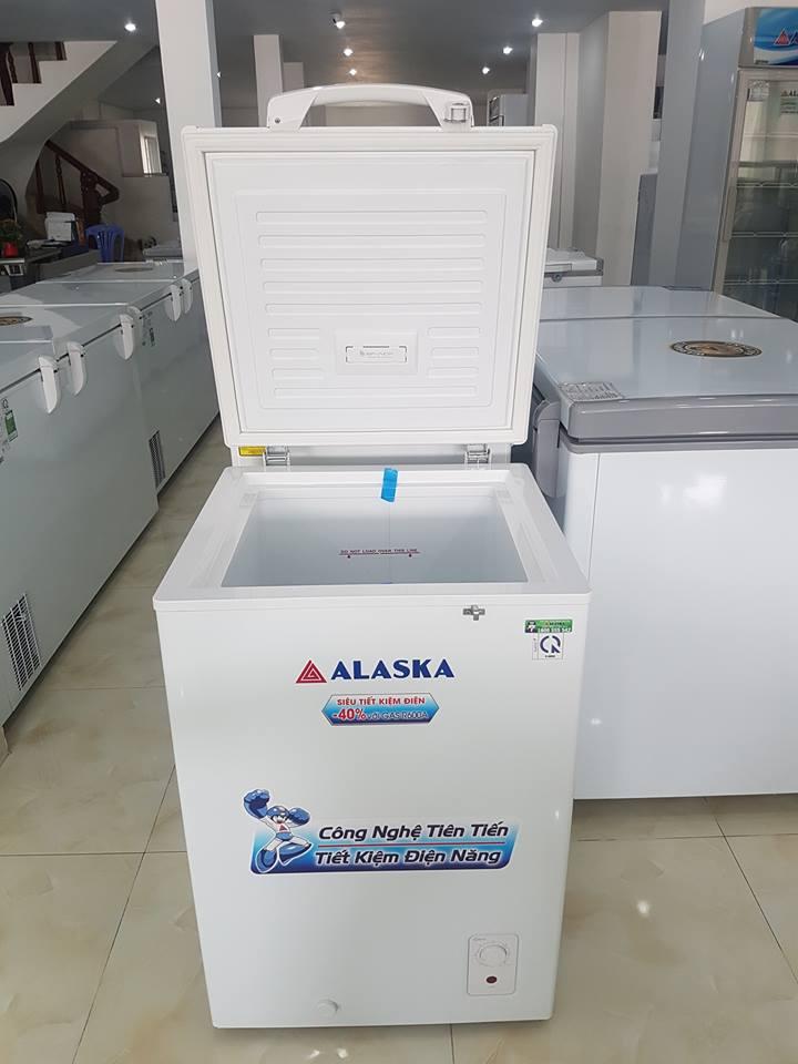Tủ đông Alaska BD-150 150 lít thích hợp để sử dụng trong gia đình
