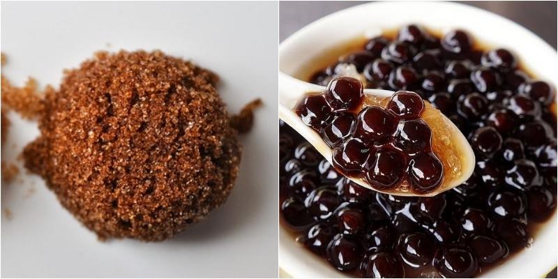 Nấu trân châu đường đen
