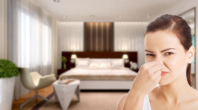 Vì sao phòng ngủ có mùi hôi? Bạn có biết nguyên nhân là gì không?