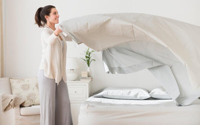 Làm sạch thường xuyên giúp phòng bớt mùi hôi khó chịu