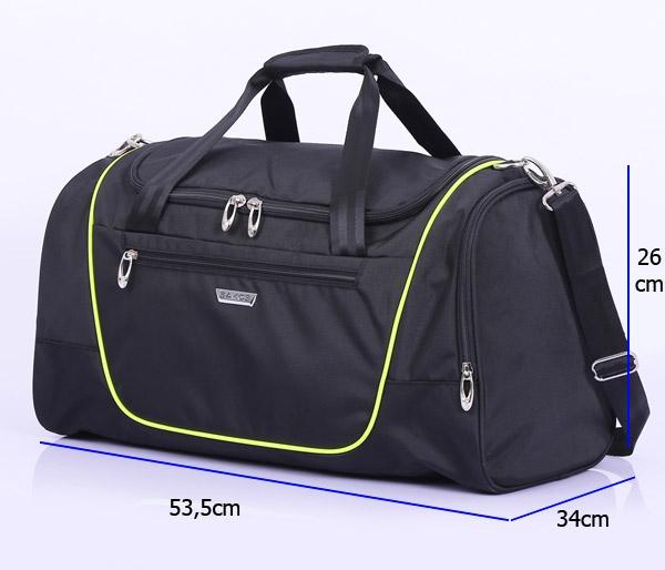 Túi du lịch Sakos Vigor SDO011 chống thấm nước tốt