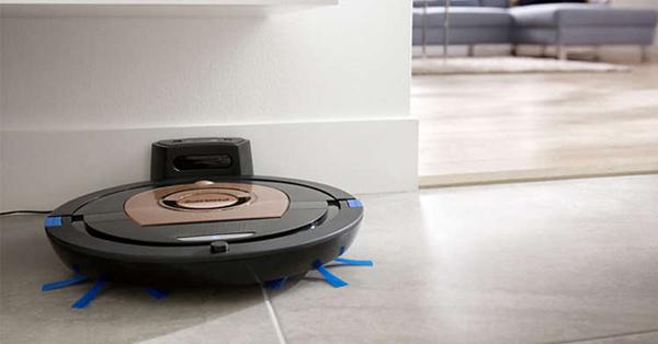 Thiết bị làm sạch thông minh giúp bạn nhàn hạ hơn khi thực hiện các công việc nhà