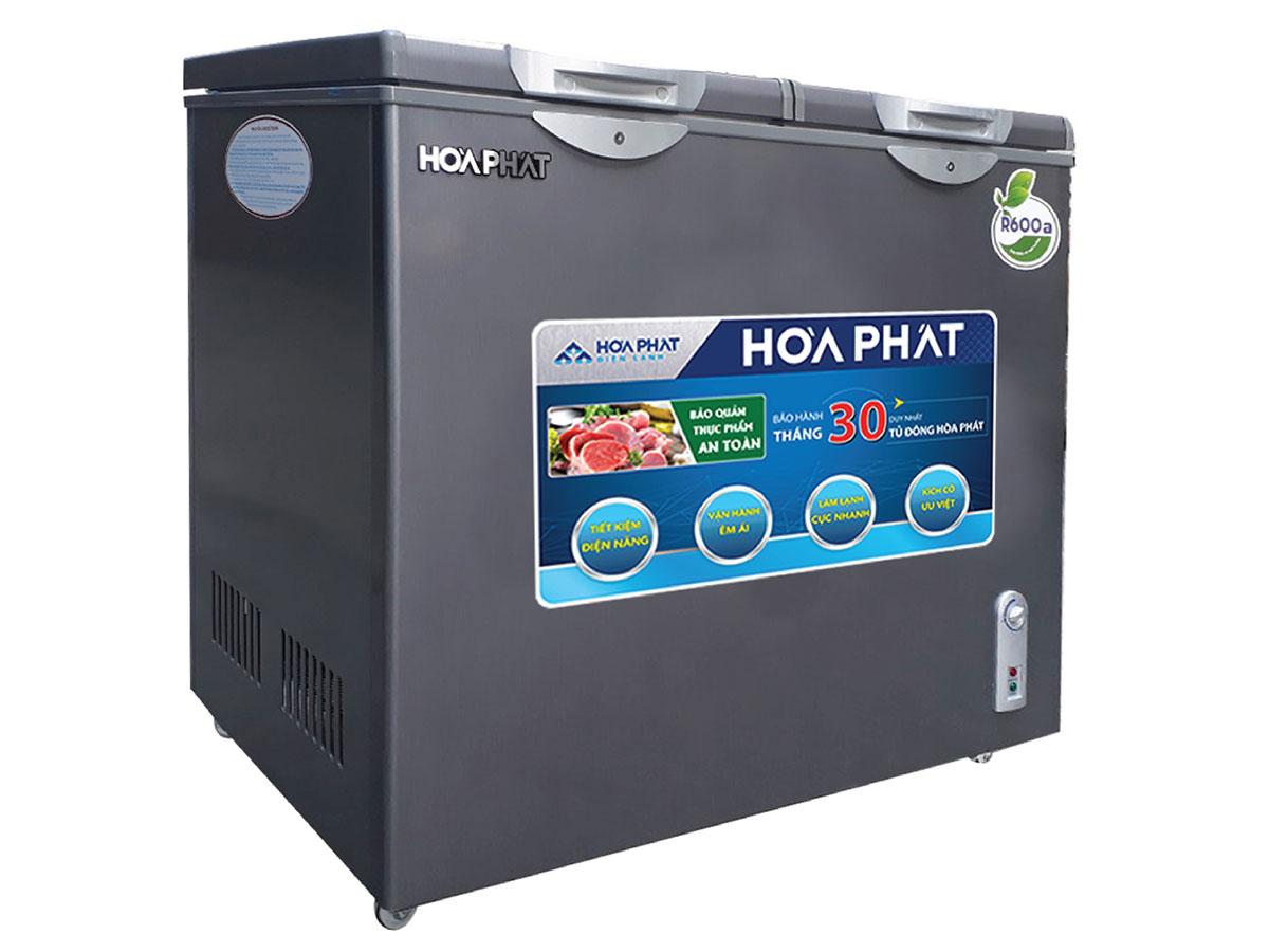 Tủ đông Hòa Phát HCF 506S2Đ2SH (205L)