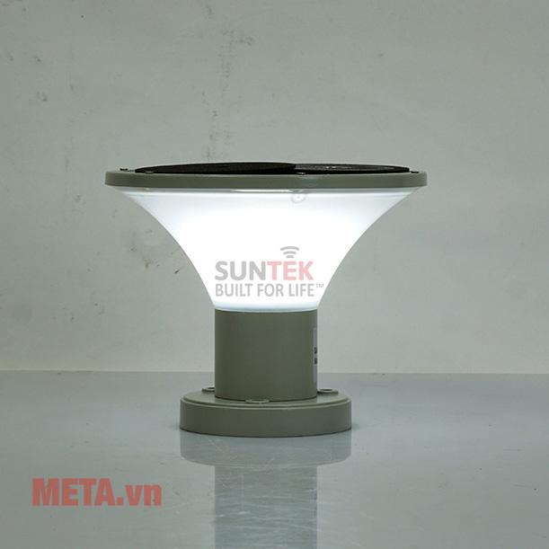 Đèn trụ cổng năng lượng mặt trời SUNTEK GD-08