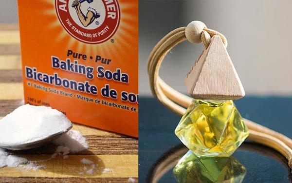 Cách làm nến thơm tại nhà bằng baking soda