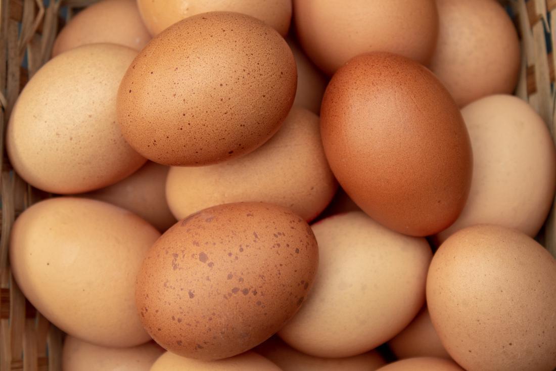 Trứng gà là loại thực phẩm có nhiều chất dinh dưỡng thiết yếu cho cơ thể