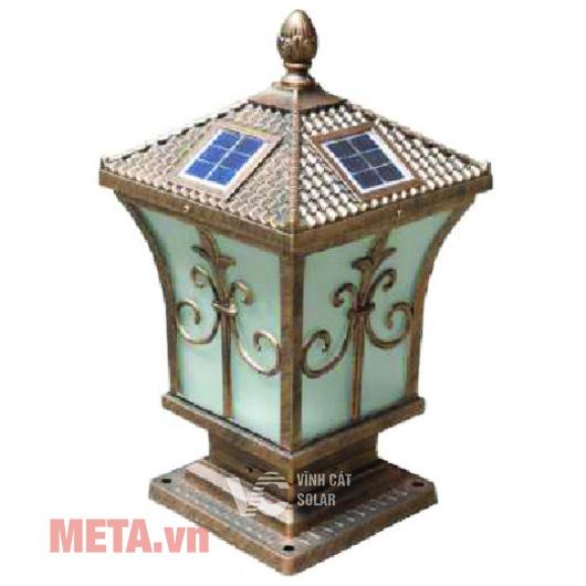 Đèn trụ cổng năng lượng mặt trời VC-TC01