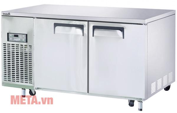 Bàn mát  inox công nghiệp cao cấp HWA-1200TR
