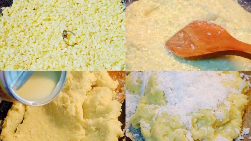 Bước 1: Chuẩn bị nhân bánh chay