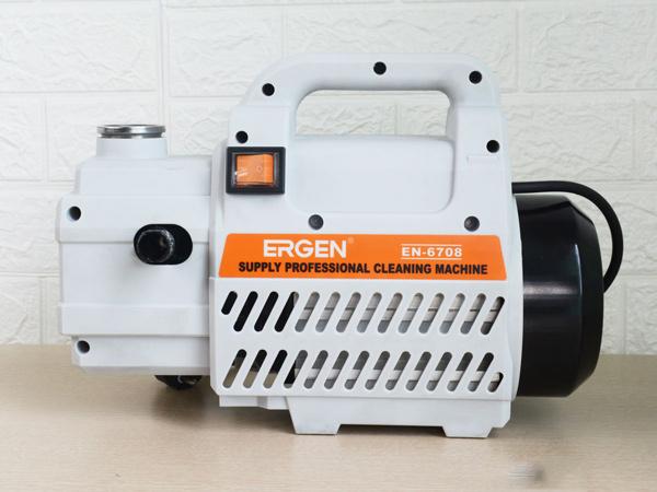 Hình ảnh máy rửa xe gia đình sử dụng mô tơ cảm ứng từ