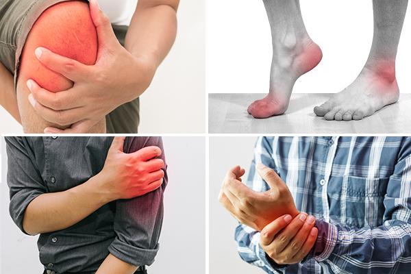 Đau khớp, đau mỏi cơ cũng có thể dùng tinh dầu tràm để xoa bóp