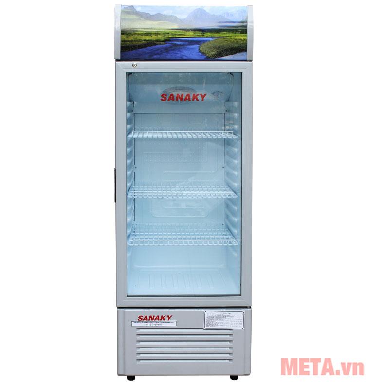 Tủ mát inverter Sanaky VH-258K3