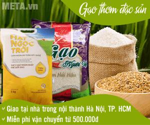 Gạo thơm đặc sản