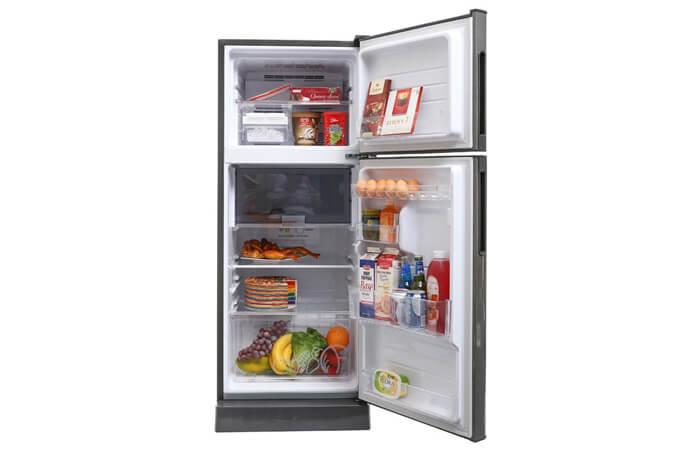 Tủ lạnh Inverter Sharp SJ-X201E-SL
