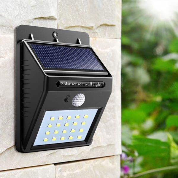 Lợi ích khi sử dụng đèn năng lượng mặt trời