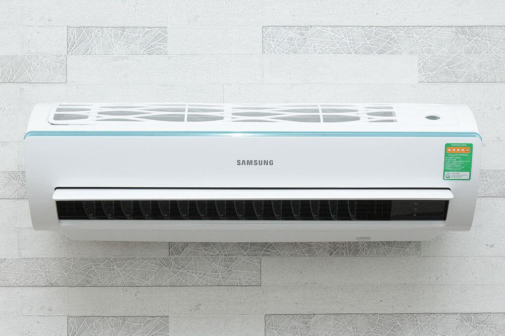 Điều hòa, máy lạnh thương hiệu Samsung khá nổi tiếng tại thị trường Việt Nam
