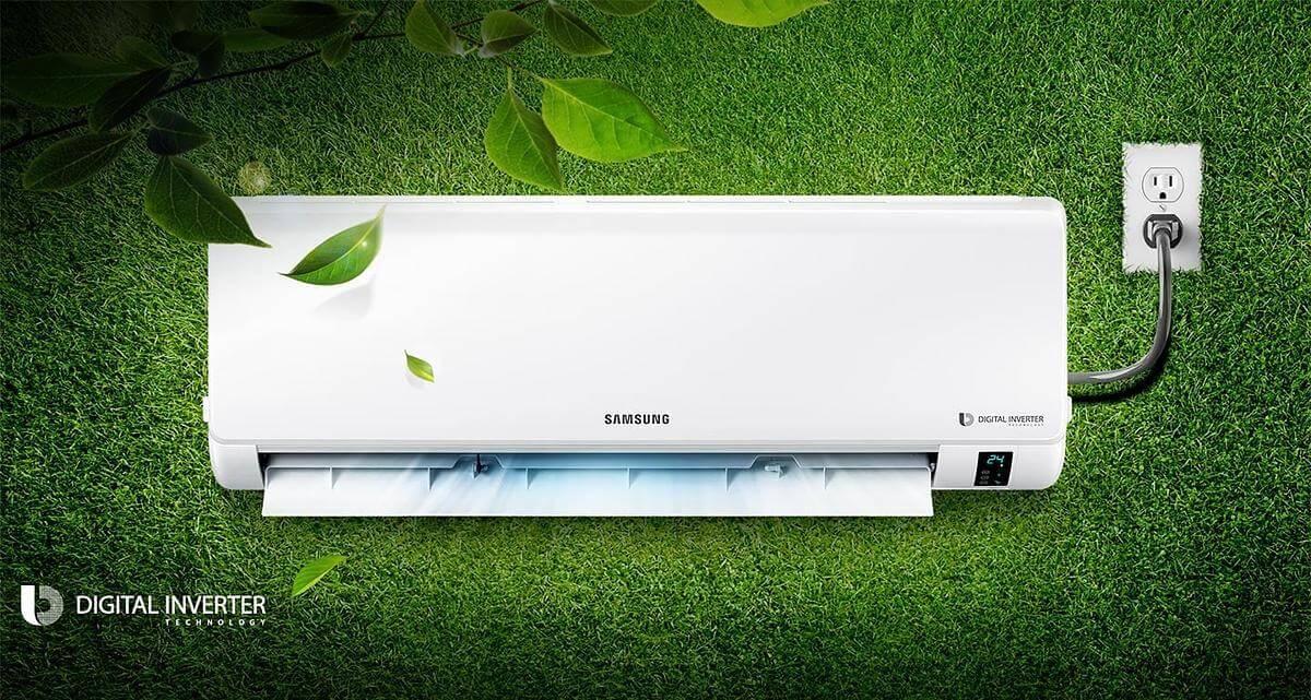 Điều hòa Samsung tuy hiện đại nhưng độ bền không quá cao